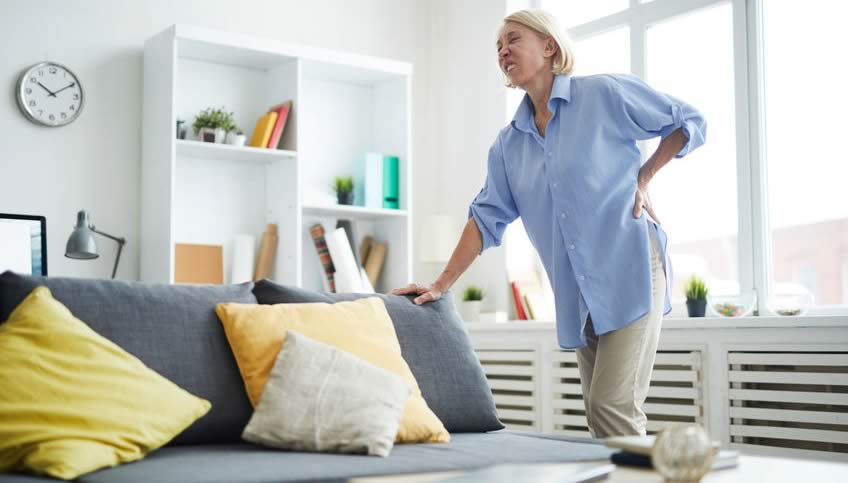 The Aging Spine and Degenerative Disc Disease