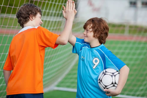 Concussion Risk and Keeping Young Athletes Safe