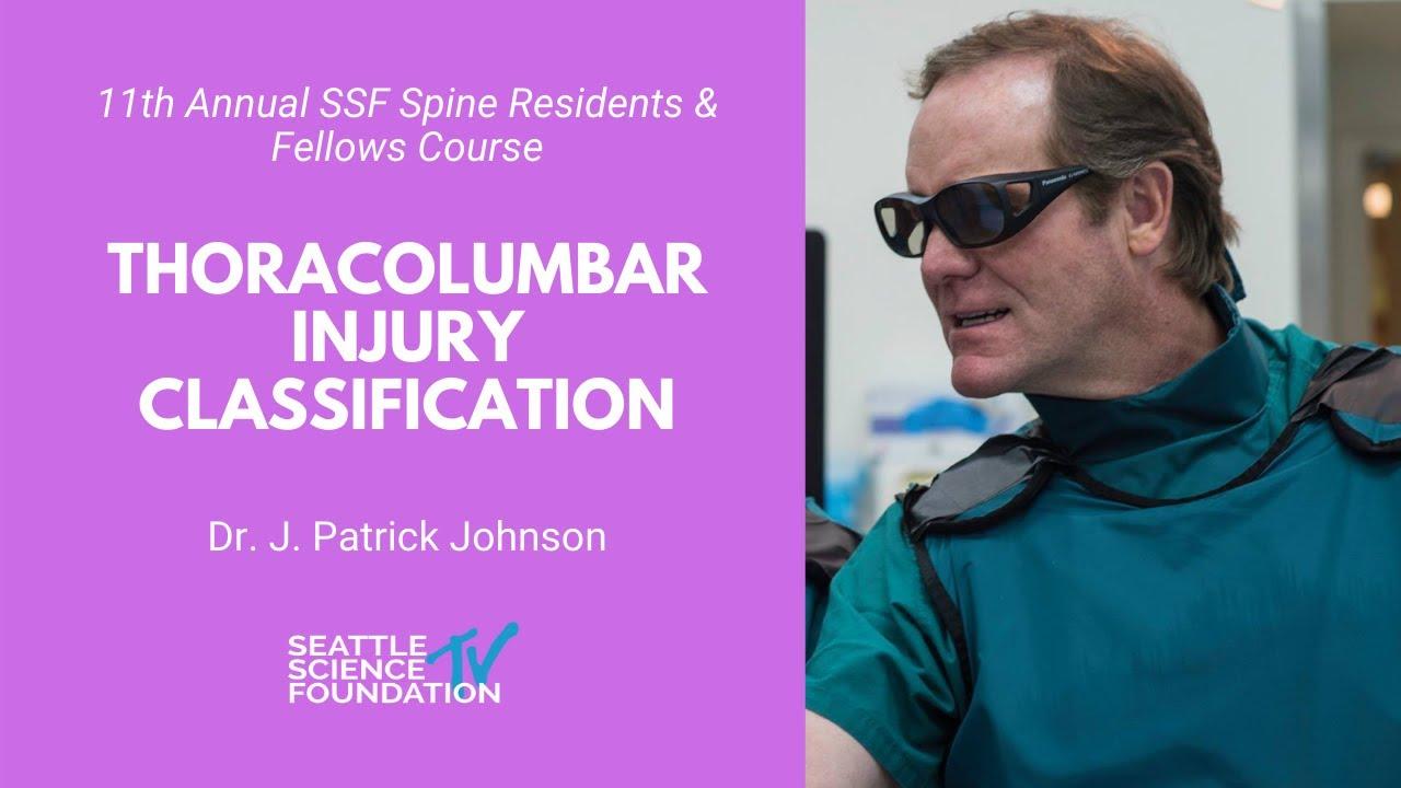 Thoracolumbar Injury Classification